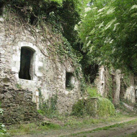 Photos de La Baronnière : le village abandonné du moulin à eau à Courossé dans le Maine-et-Loire
