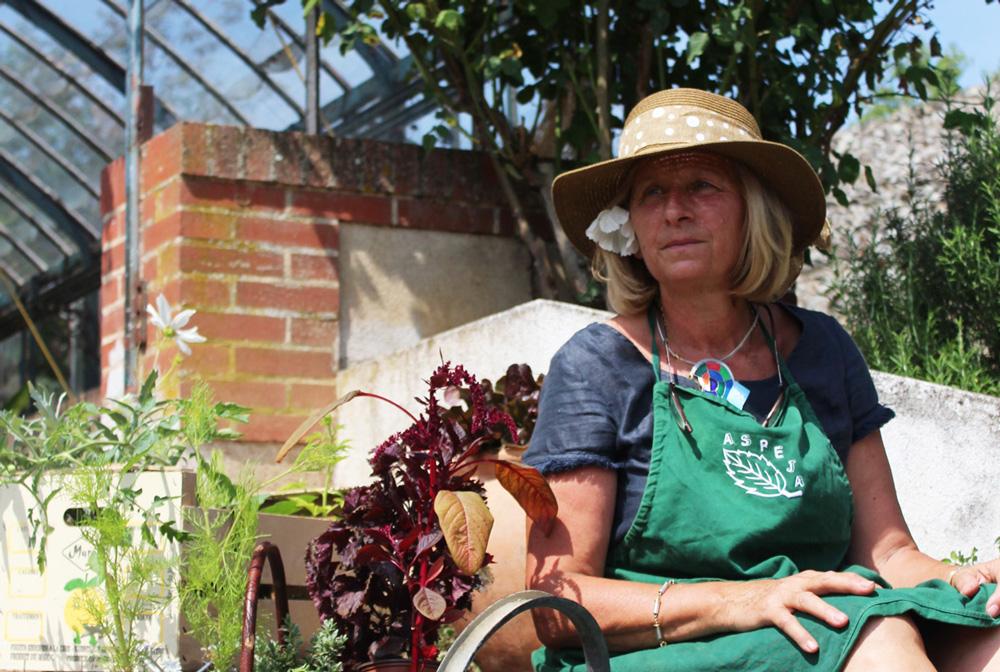 Photo Les conseils d'Anne dans le jardin de La Baronnière