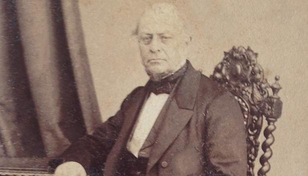 """Henri-Guillaume """"William"""" Arnous Rivière La Baronnière"""