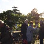 La bourse des plantes au château de La Baronnière