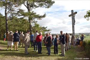 Guerre de Vendée : le site de Courossé