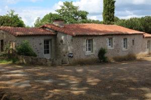 Location du cottage de La Baronnière.