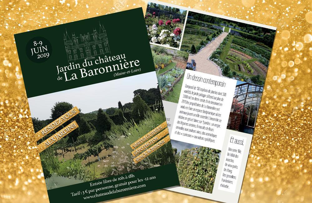 Rendez-vous aux jardins Maine-et-Loire