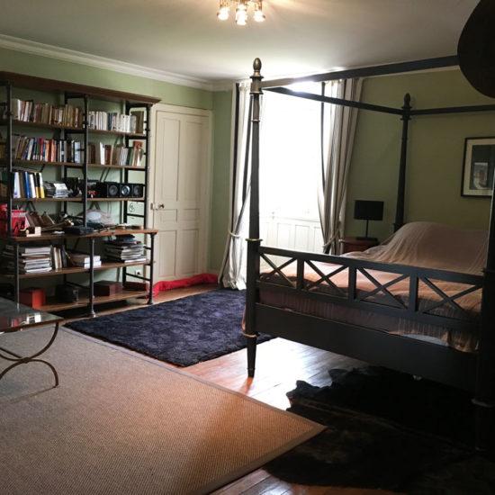 La chambre d'Edouard