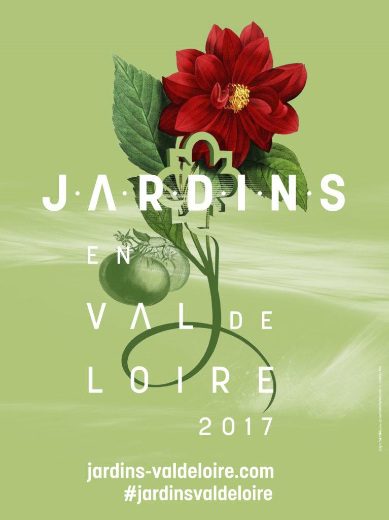 Jardins en Val-de-Loire 2017