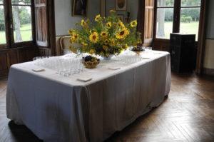 Locations : recevez vos convives dans le cadre féérique du château de La Baronnière