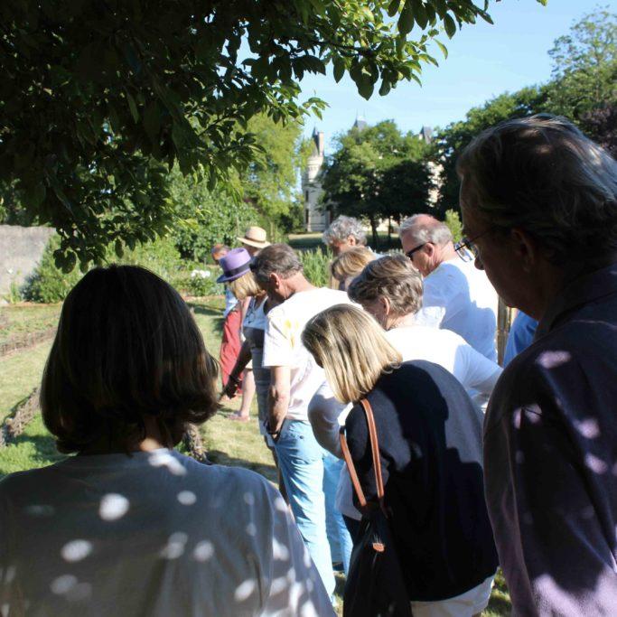 Nos offres : visitez le jardin potager et le château de La Baronnière