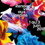 Rendez-vous aux jardins 2018 au château de La Baronnière