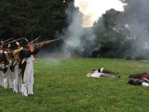 Scène de bataille Guerres de Vendée